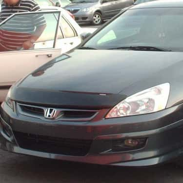 2006 Honda Accord Coupé is listed (or ranked) 1 on the list List of 2006 Hondas