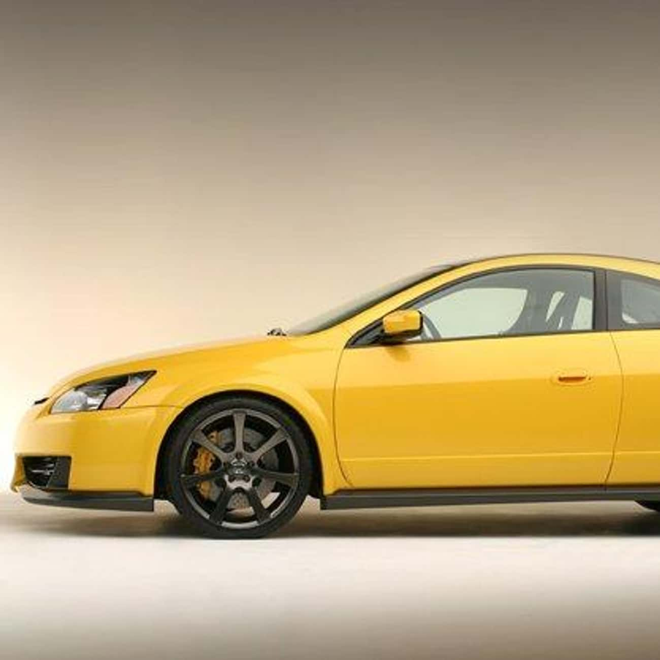 2002 Honda Accord Coupe LX is listed (or ranked) 2 on the list List of 2002 Hondas
