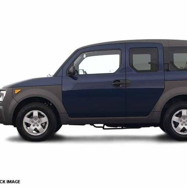 2003 Honda Element SUV 4... is listed (or ranked) 6 on the list The Best Honda Elements of All Time
