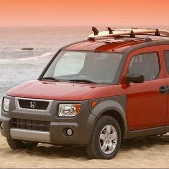 2005 Honda Element SUV 4... is listed (or ranked) 3 on the list The Best Honda Elements of All Time