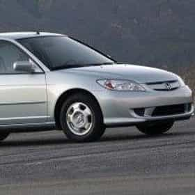 2004 Honda Civic Hybrid