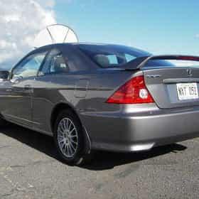 2005 Honda Civic Coupe EX SE