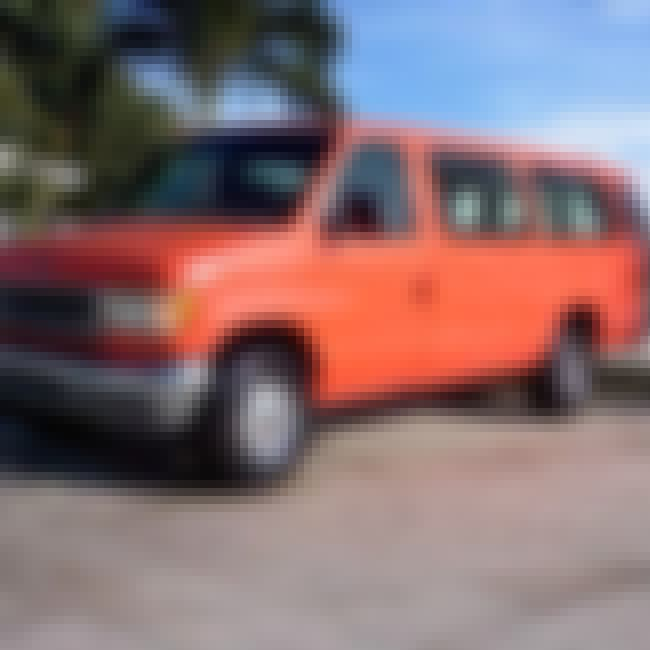2001 Ford E250 Van 2WD is listed (or ranked) 4 on the list List of 2001 Fords