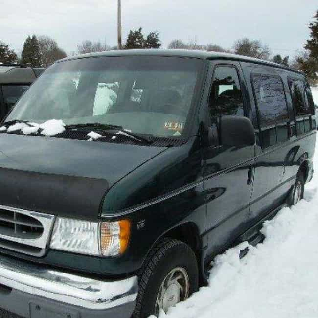 2004 Ford E150 Van 2WD ... is listed (or ranked) 2 on the list List of 2004 Fords