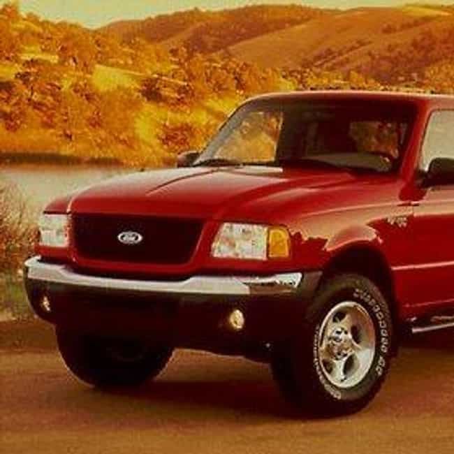 1999 Ford Ranger Pickup ... is listed (or ranked) 4 on the list The Best Ford Rangers of All Time