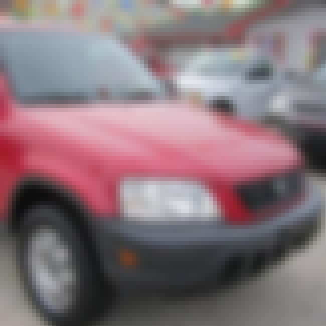 1999 Honda CR-V SUV 2WD is listed (or ranked) 4 on the list List of Popular Honda CR-Vs