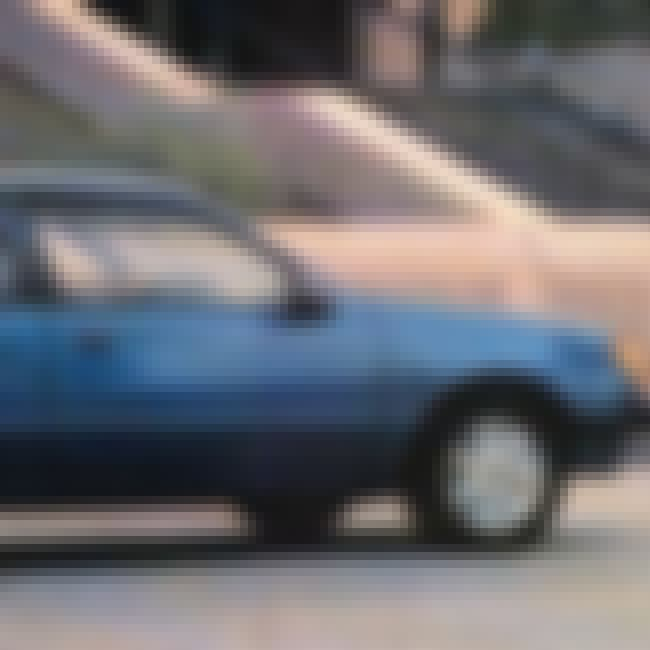 1985 Ford Tempo Coupé is listed (or ranked) 1 on the list List of Popular Ford Tempos