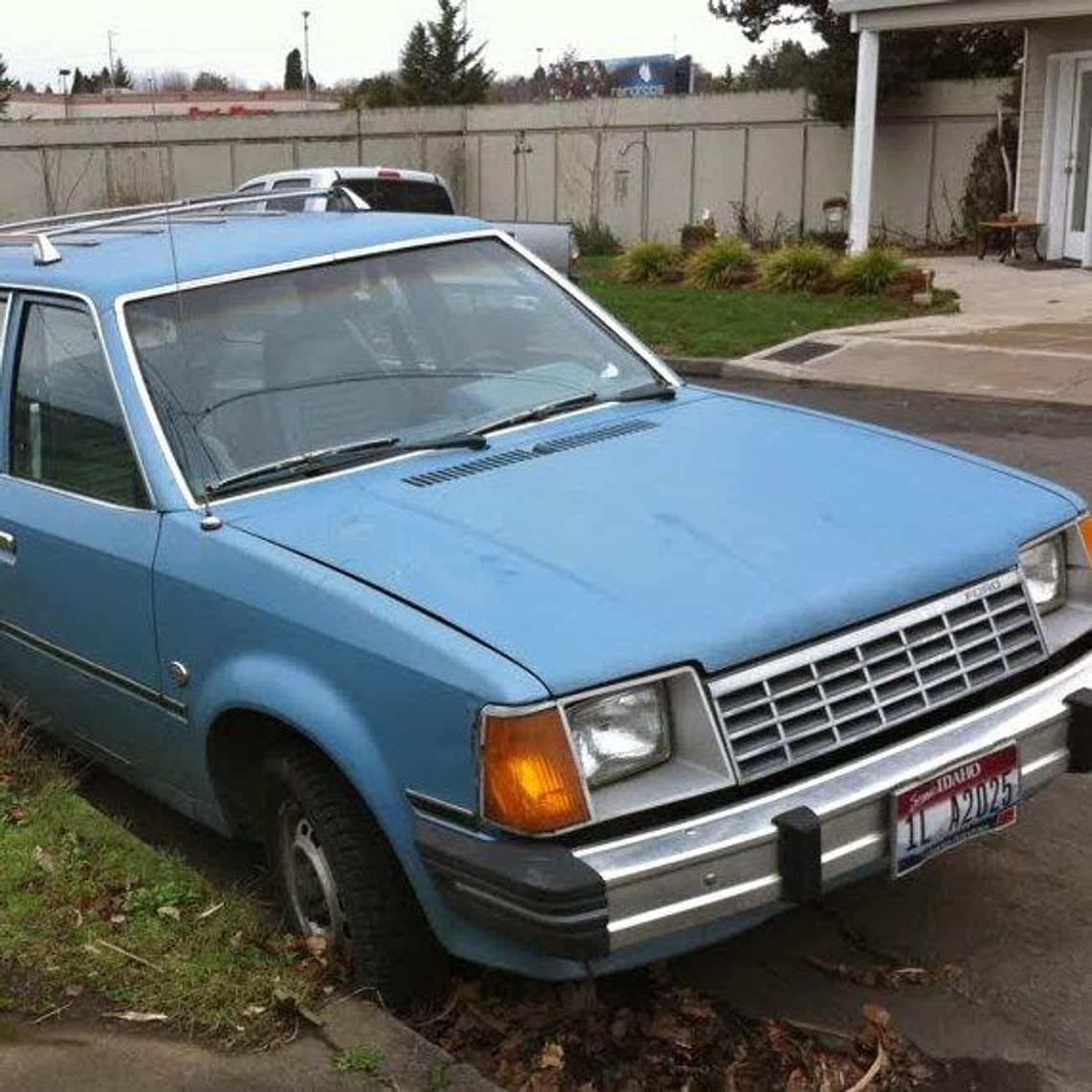 1985 Ford Escort Station Wagon is listed (or ranked) 2 on the list List of Popular Ford Escorts