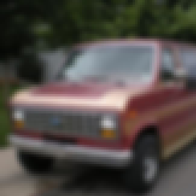1985 Ford E150 Van 2WD is listed (or ranked) 2 on the list List of Popular Ford E150s