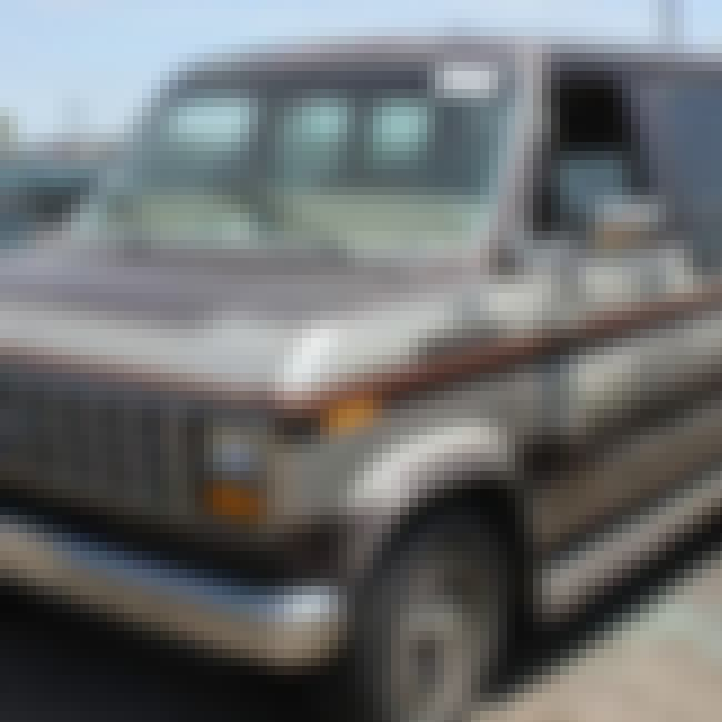 1986 Ford E150 Van is listed (or ranked) 3 on the list List of Popular Ford E150s