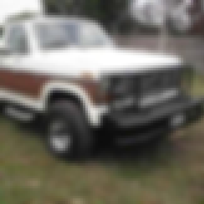 1985 Ford F150 Pickup 2WD is listed (or ranked) 1 on the list List of Popular Ford F-Seriess