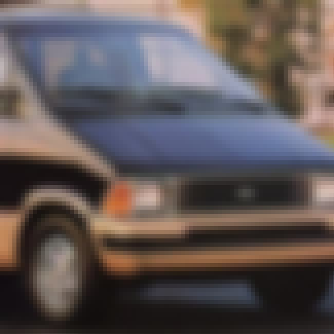 1990 Ford Aerostar Aerostar Wa... is listed (or ranked) 1 on the list List of 1990 Fords