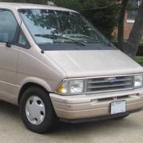 1990 Ford Aerostar Minivan