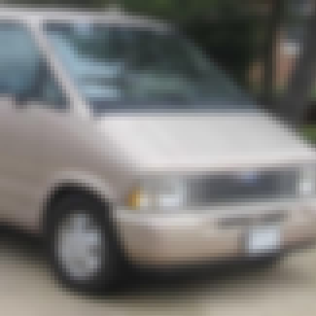 1990 Ford Aerostar Minivan is listed (or ranked) 2 on the list List of 1990 Fords