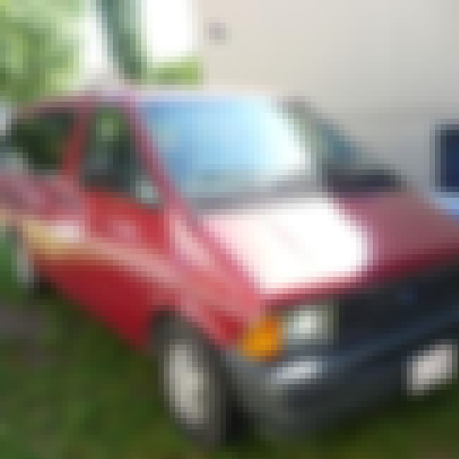 1991 Ford Aerostar Minivan is listed (or ranked) 1 on the list List of 1991 Fords