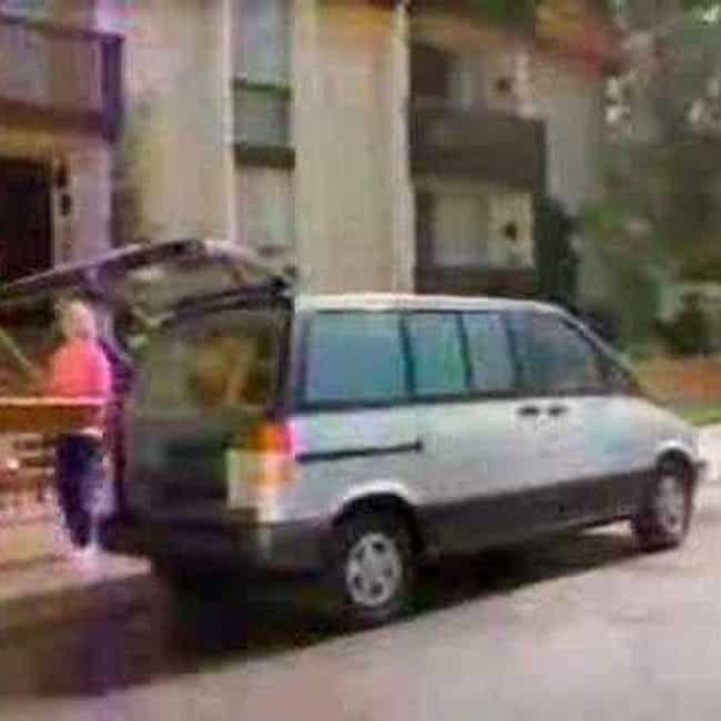 1987 Ford Aerostar Van ... is listed (or ranked) 2 on the list List of 1987 Fords