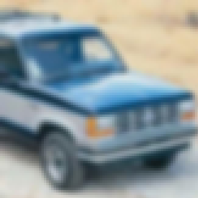 1989 Ford Bronco II SUV 2WD is listed (or ranked) 4 on the list List of 1989 Fords