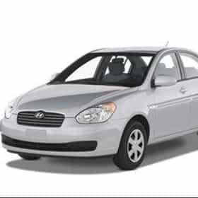 2008 Hyundai Accent Sedan