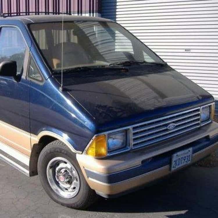 1988 Ford Aerostar Van