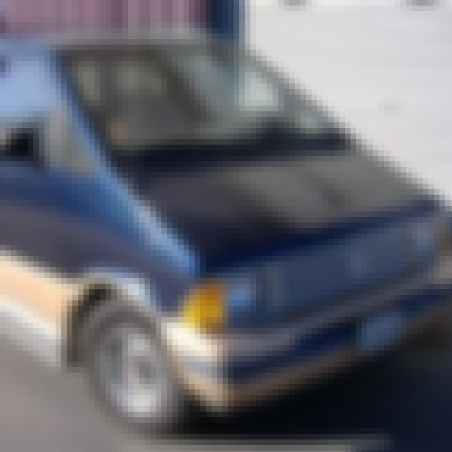 1988 Ford Aerostar Van is listed (or ranked) 2 on the list List of 1988 Fords