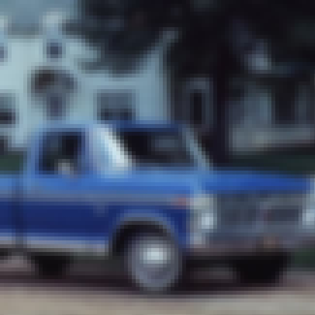 1988 Ford Courier Pickup 4WD is listed (or ranked) 3 on the list List of Popular Ford Couriers