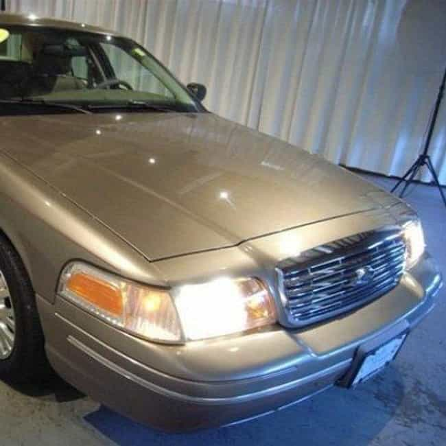 2005 Ford Crown Victoria Sedan... is listed (or ranked) 3 on the list List of 2005 Fords