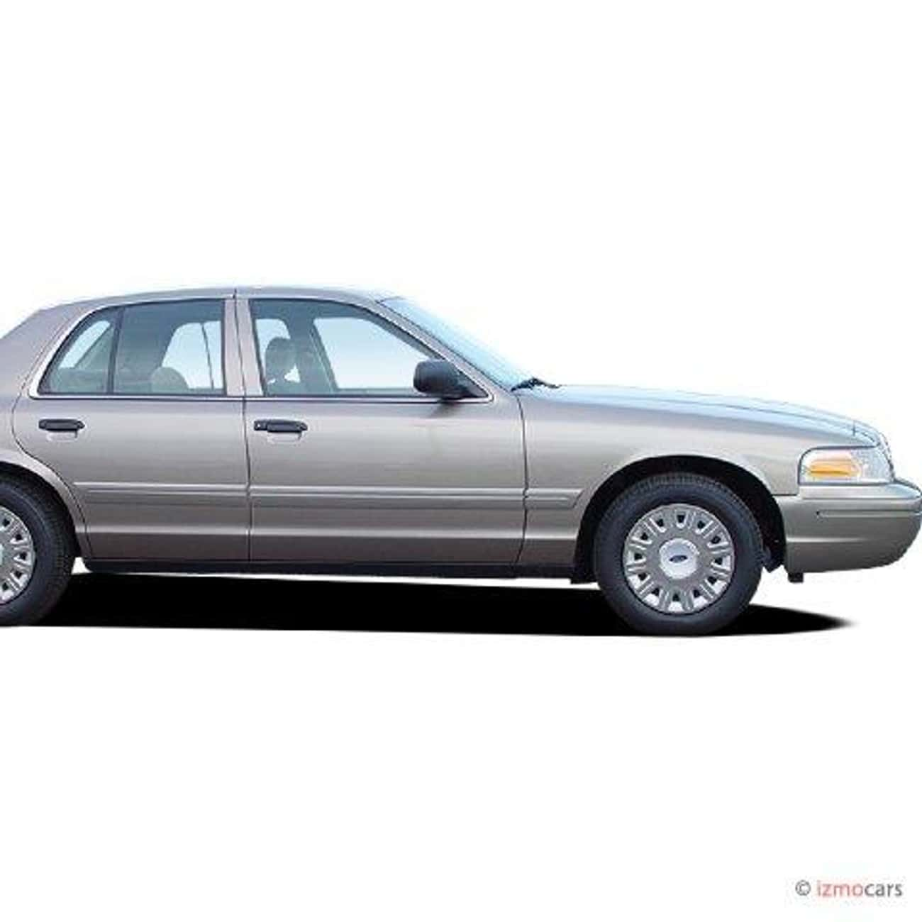 2005 Ford Crown Victoria Sedan is listed (or ranked) 1 on the list List of 2005 Fords