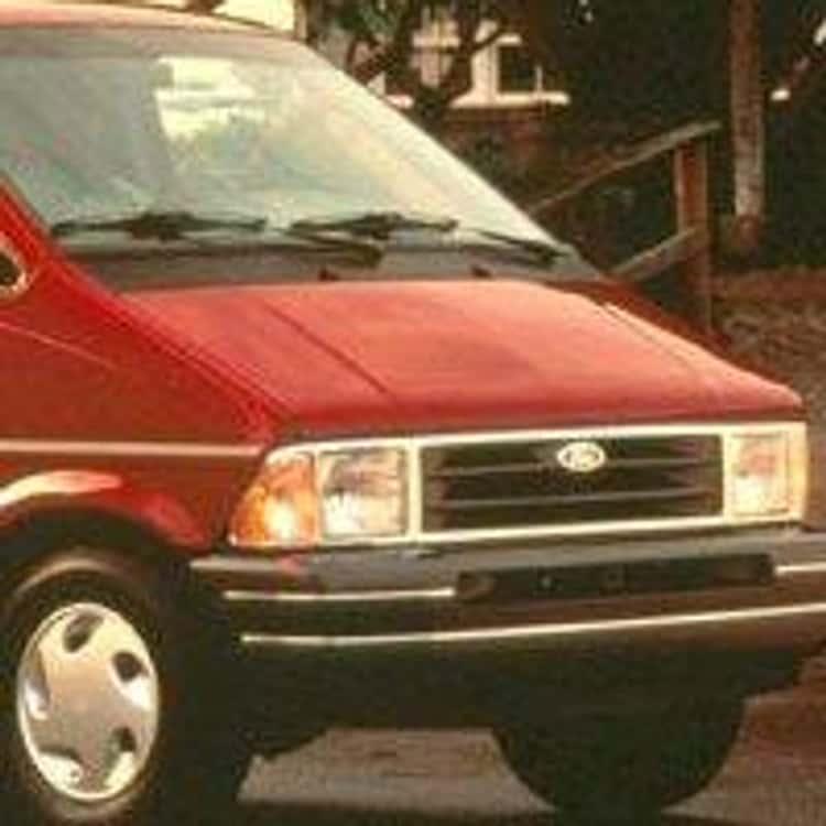 1993 Ford Aerostar Minivan AWD