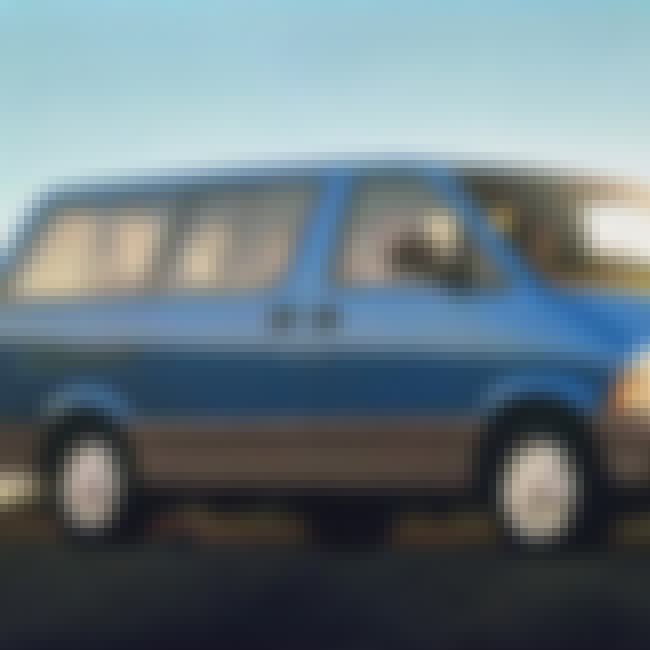 1993 Ford Aerostar Station Wag... is listed (or ranked) 4 on the list List of 1993 Fords