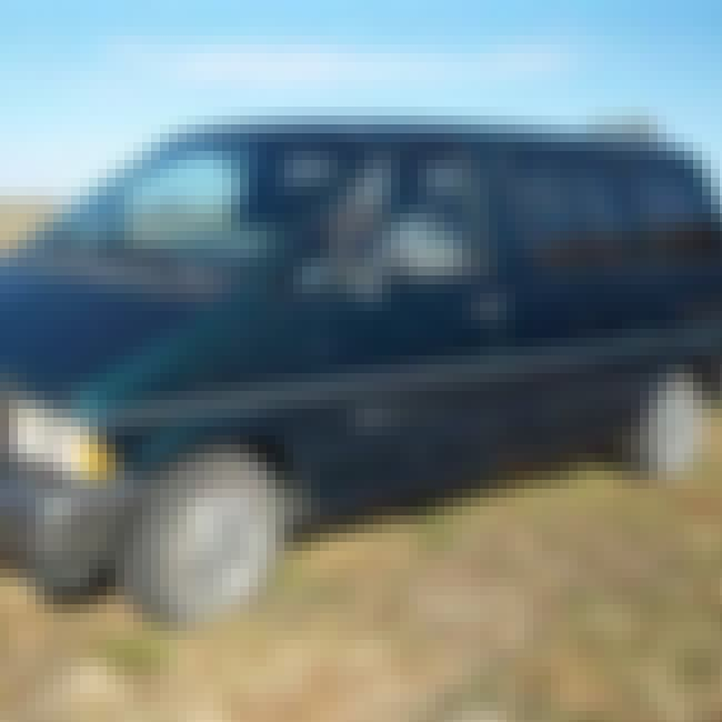 1993 Ford Aerostar Station Wag... is listed (or ranked) 3 on the list List of 1993 Fords