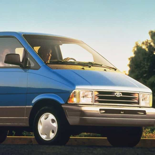 1994 Ford Aerostar Stati... is listed (or ranked) 3 on the list List of 1994 Fords