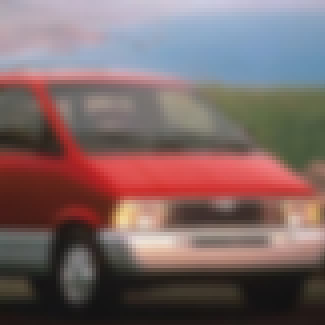 1995 Ford Aerostar Van is listed (or ranked) 1 on the list List of 1995 Fords