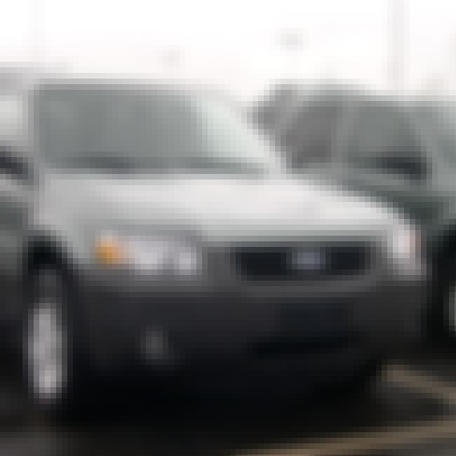 2006 Ford Escape is listed (or ranked) 4 on the list List of 2006 Fords