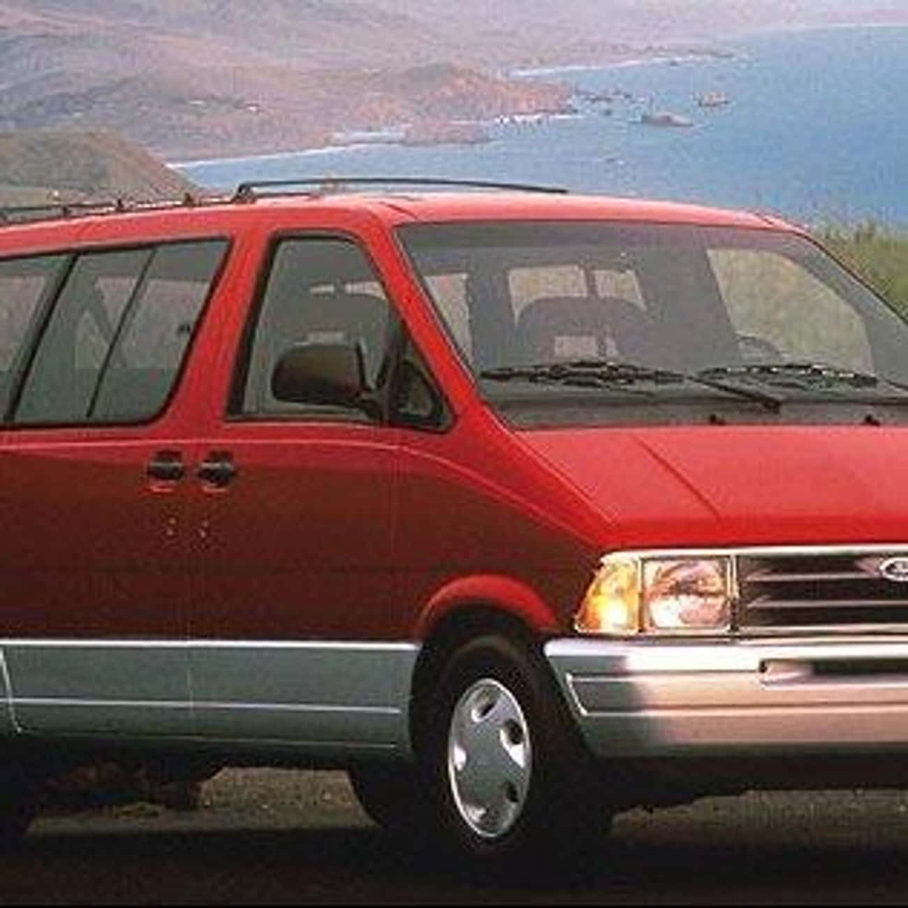 1996 Ford Aerostar Wagon AWD is listed (or ranked) 3 on the list List of 1996 Fords