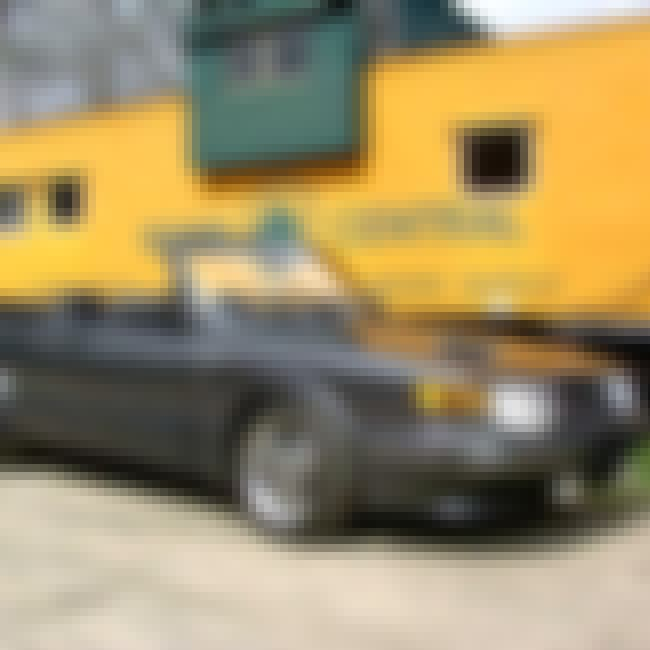 1987 Saab 900 Convertible is listed (or ranked) 3 on the list List of Popular Saab 900s