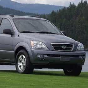 2003 Kia Sorento SUV 4WD