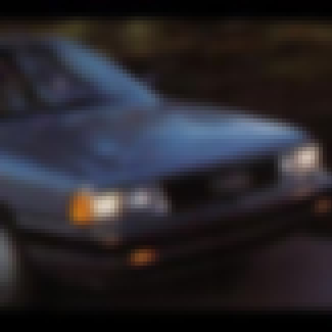 1985 Audi 5000S Station Wagon is listed (or ranked) 4 on the list List of All Cars Made in 1985