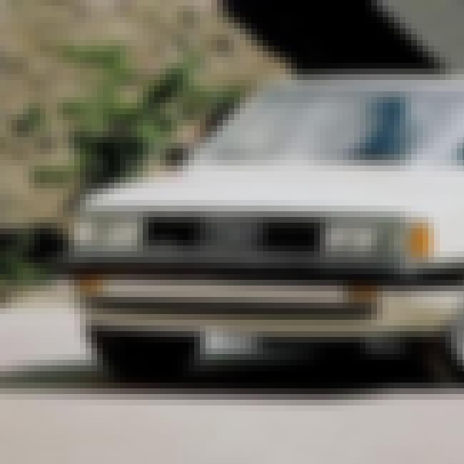 1987 Audi 5000CS Sedan Quattro is listed (or ranked) 4 on the list List of 1987 Audis
