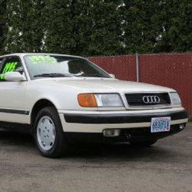 1989 Audi 100 Sedan Quat... is listed (or ranked) 3 on the list List of All Cars Made in 1989