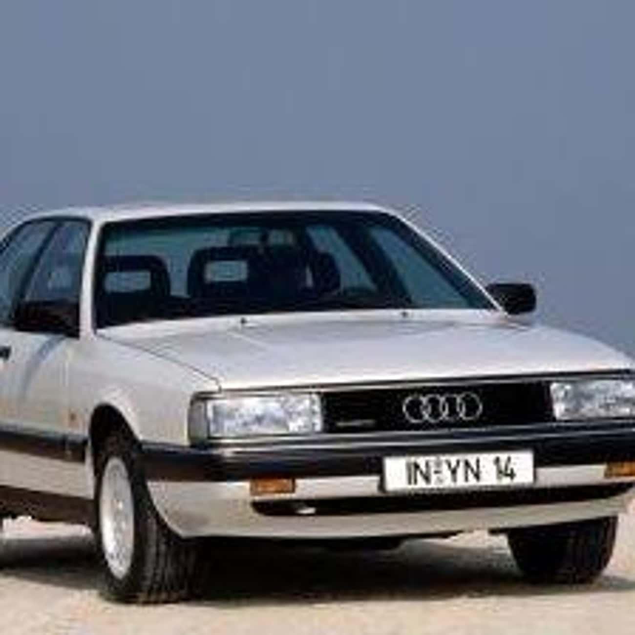 1989 Audi 200 Sedan Quattro
