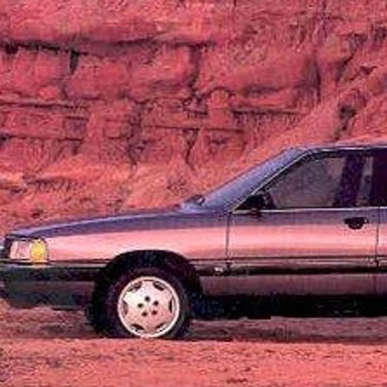 1989 Audi 200 Sedan