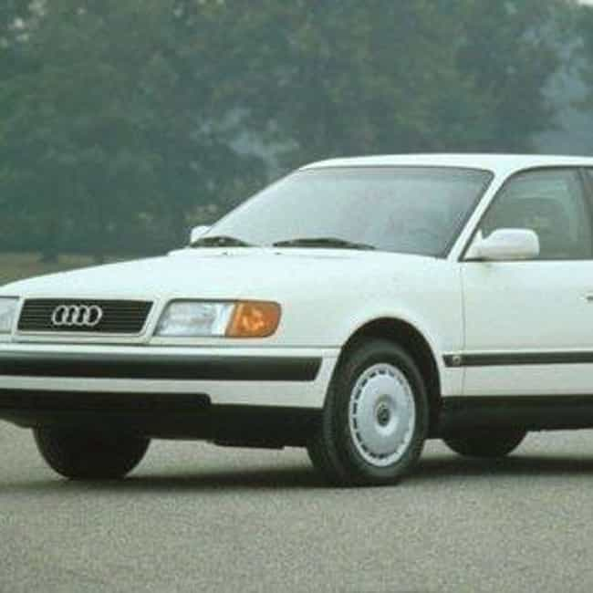 1991 Audi 100 Sedan Quat... is listed (or ranked) 2 on the list List of All Cars Made in 1991