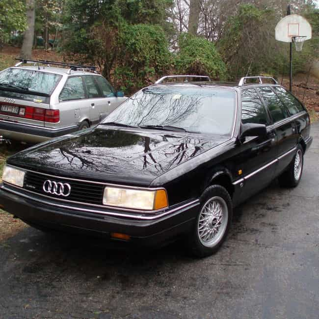 1991 Audi 200 Sedan Quat... is listed (or ranked) 4 on the list List of All Cars Made in 1991
