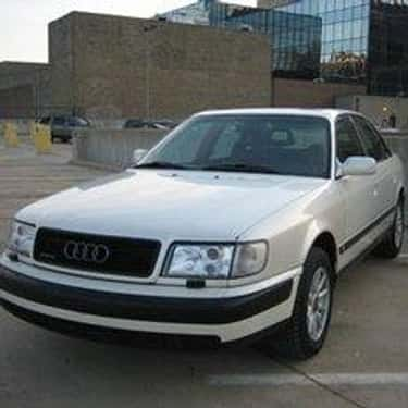 1992 Audi 100 Sedan Quattro is listed (or ranked) 2 on the list List of All Cars Made in 1992