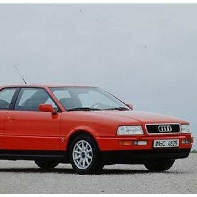 1992 Audi 80 Coupe Quatt... is listed (or ranked) 3 on the list List of All Cars Made in 1992