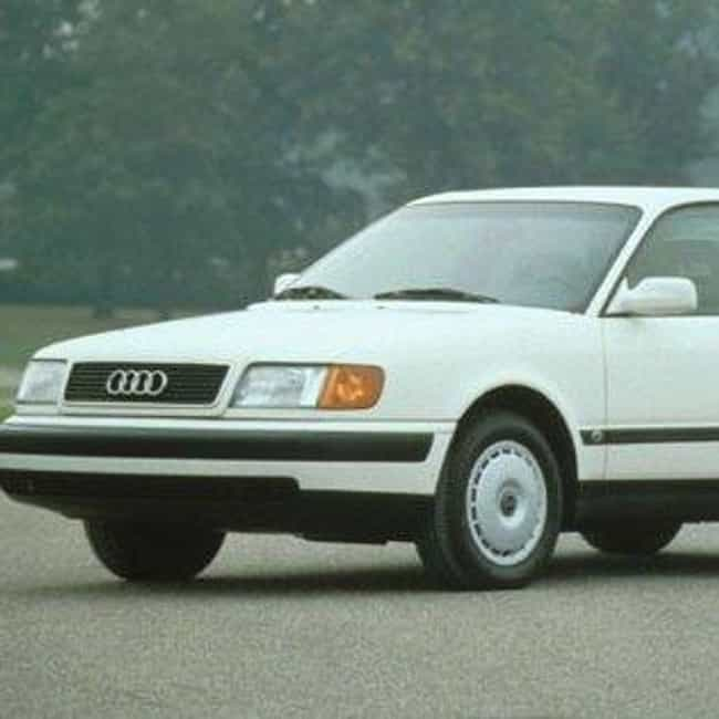 1993 Audi 100 Sedan is listed (or ranked) 1 on the list List of All Cars Made in 1993
