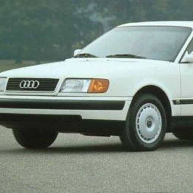1993 Audi 100 Station Wagon Qu... is listed (or ranked) 3 on the list List of All Cars Made in 1993