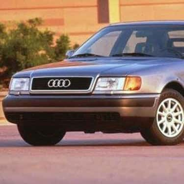 1994 Audi 100 Sedan is listed (or ranked) 2 on the list List of All Cars Made in 1994