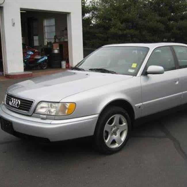 1997 Audi A6 Sedan is listed (or ranked) 4 on the list List of All Cars Made in 1997
