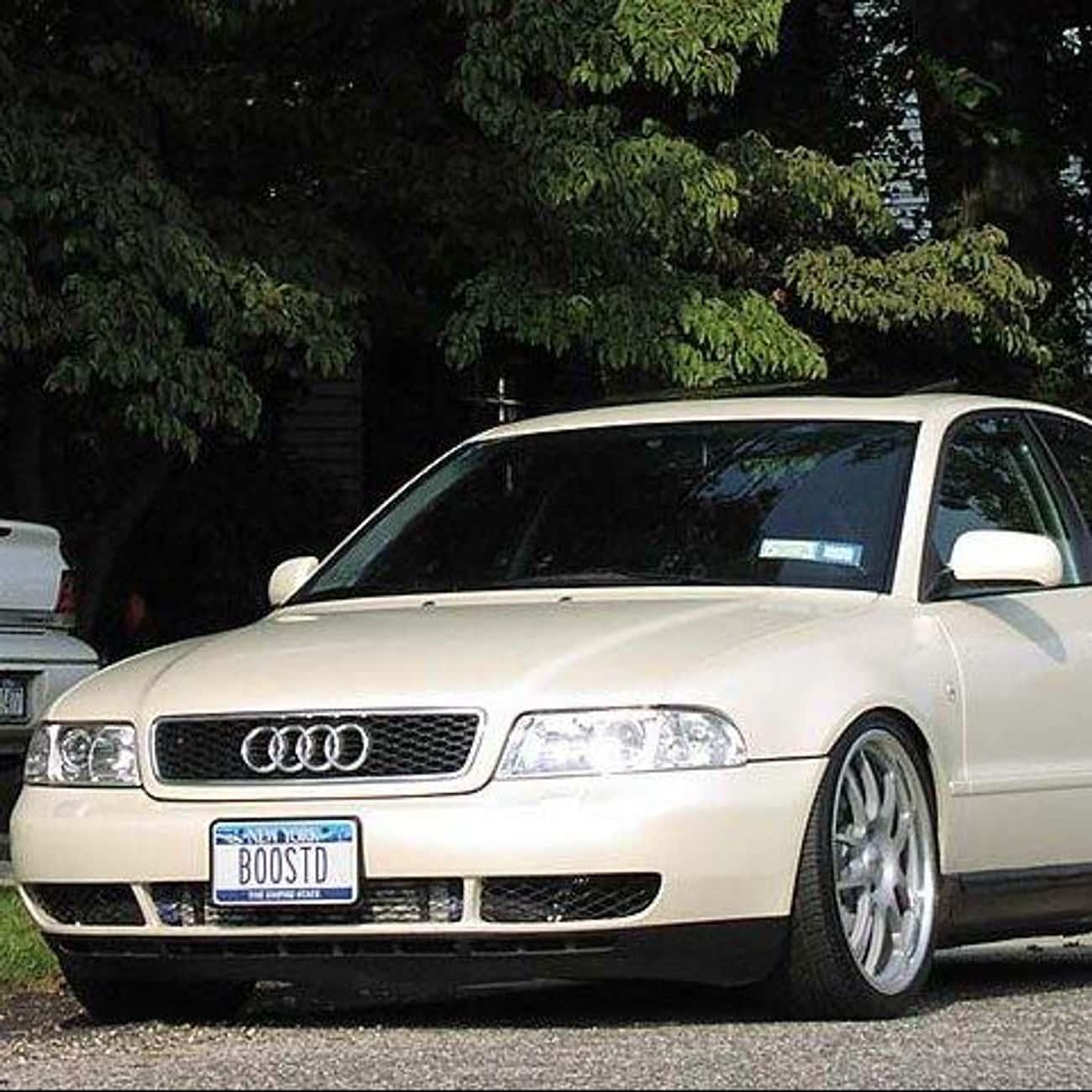 1998 Audi A4 Sedan